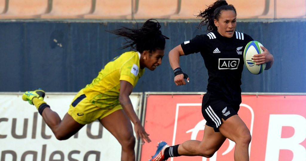 The rise and rise of sensational Black Ferns winger Portia Woodman