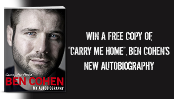 Win a Free Copy of Ben Cohen's New Autobiography