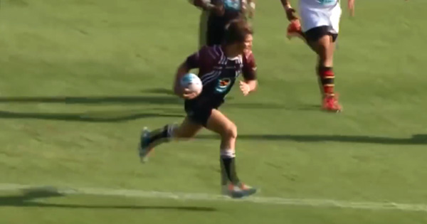 A Look at the First Ever NINE Point Try in Rugby