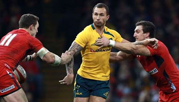 Wallabies end tour on a high with victory over Wales in Cardiff