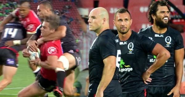Quade Cooper likely to be suspended following red card vs Lions