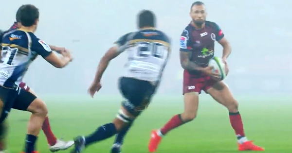 Mic'd Up Quade Cooper calls final play that leads to Reds win
