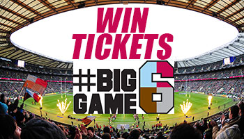 WIN tickets to watch Harlequins vs Exeter Chiefs in in Big Game 6