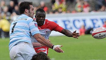Biarritz come back to beat Racing Metro in classic battle