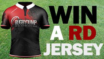 WIN a limited edition Rugbydump jersey with Akuma