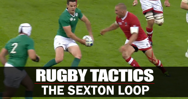 Rugby Tactics: The Sexton Loop
