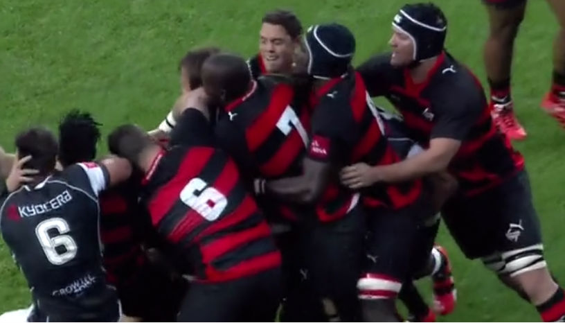 Rugby Tactics: The Choke Tackle Epidemic Continues