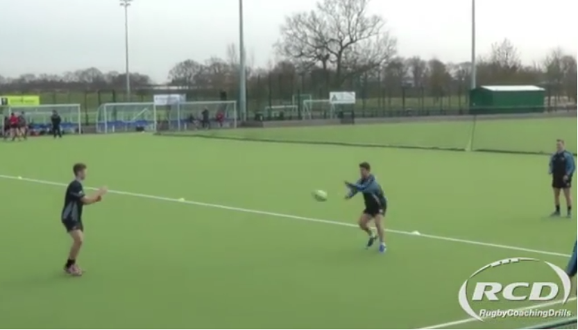 Drill of the Week: Mastering the Catch & Pass