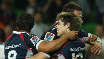 Rebels vs Blues Highlights - Super Rugby Round 7