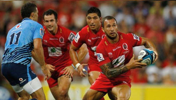 Reds vs Bulls Highlights - Super Rugby Round 6