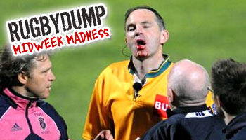 Midweek Madness - Substitute that bloody Ref