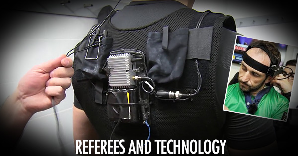 Referees and Technology: Better Decision making?