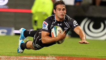 Sharks start Super Rugby with bonus point victory over the Bulls