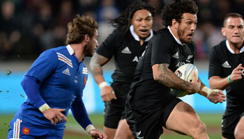 All Blacks seal series clean sweep with third Test victory over France
