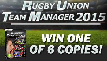 WIN Rugby Union Team Manager 2015 - Now in English and French!