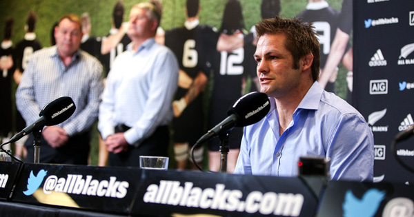 All Black great Richie McCaw officially announces retirement from rugby