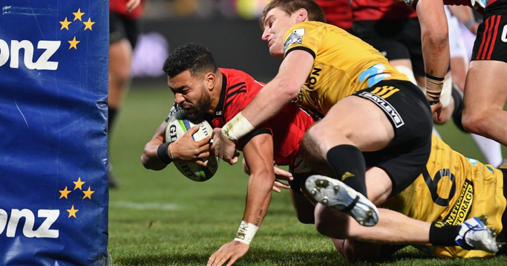 Crusaders to host Super Rugby final after convincing win over Hurricanes