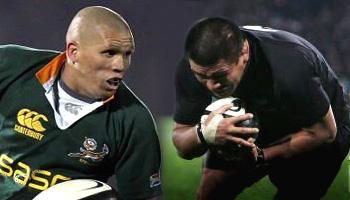 Classic Encounters - Springboks vs All Blacks 2005