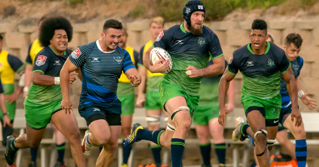 Seattle edge Glendale to claim inaugural Major League Rugby title in the USA