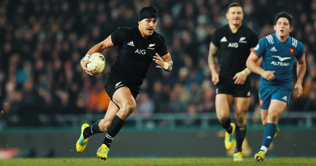 The 5 Best All Blacks tries scored in series win over France