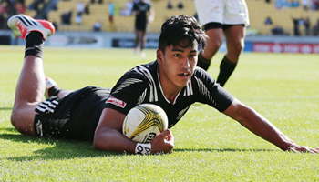 Flying 18-year-old Rieko Ioane rapidly heading towards All Black stardom