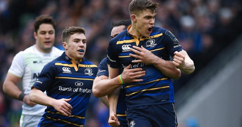 Clinical Leinster power to semi-finals after beating Saracens