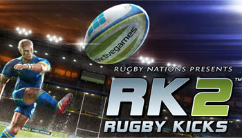 Rugby Kicks 2 mobile game released, in association with Rugbydump