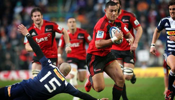 The Crusaders beat the Stormers to set up final vs the Reds