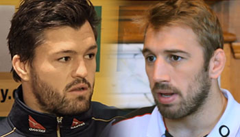 Robshaw, Ashley-Cooper and Lancaster preview England vs Wallabies Test