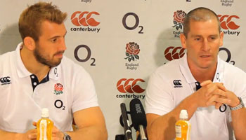 Chris Robshaw to lead England in 2013 Autumn Internationals