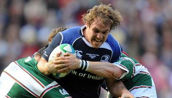 Rocky takes on Tuilagi and Leicester