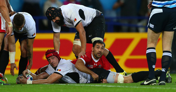 Romania beat Canada in one of the greatest comebacks in the history of the Rugby World Cup