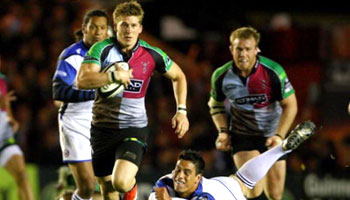 Harlequins and Bath play out a classic last ten minutes