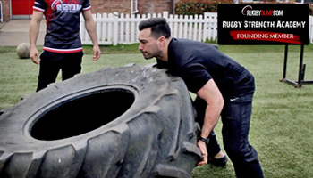 Get Two Months Free of Professional Rugby Strength & Conditioning