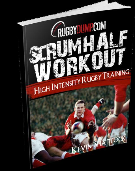 Scrum Half Workout: 16 Week Programme