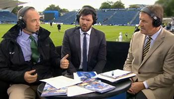 Heineken Cup debate with Conor O'Shea, Shane Horgan and Donal Lenihan