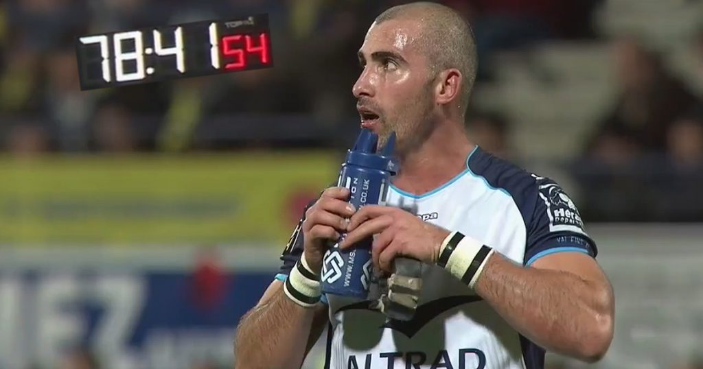 Ruan Pienaar's controversial stalling asks questions about the spirit of the law