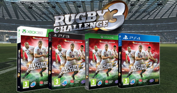 WIN a copy of the NEW Rugby Challenge 3! Release date April 22
