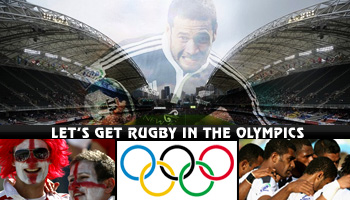 Let's get Rugby in the Olympics