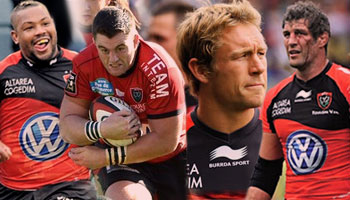 The Rugby Riviera - A glimpse into the lives of English players at Toulon
