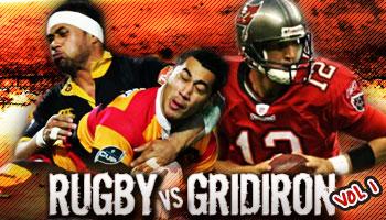Rugby vs Gridiron - Volume1