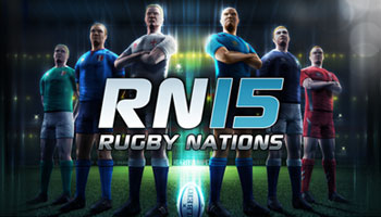 WIN a copy of Rugby Nations 15 and play the new LIVE GAME mode