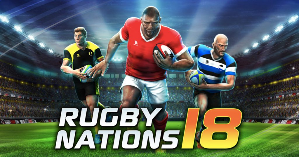 WIN: Rugby Nations 18 mobile game