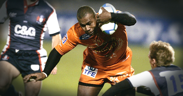 #ThrowbackThursday: Rupeni Caucau carving up Gloucester for Agen in 2007