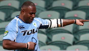 Rupeni Caucaunibuca playing well after returning to the ITM Cup
