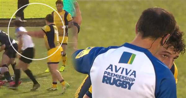 Worcester Warriors prop Val Rapava Ruskin cited for referee push