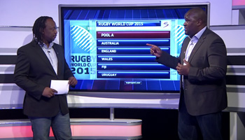 Rugby World Cup Predictions and Key Players in Pools A and B