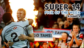 Super 14 Pick of the Week - Round 8