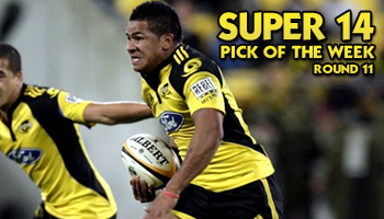 Super 14 Pick of the Week - Round 11