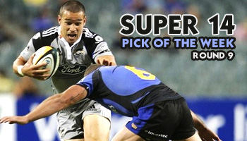 Super 14 Pick of the Week - Round 9